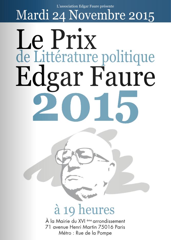 brochure prix edgar faure 2015