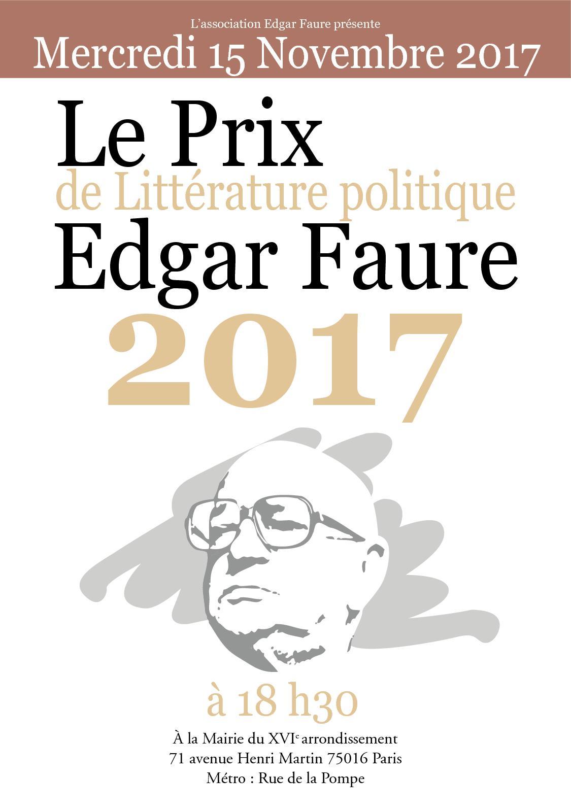 brochure prix edgar faure 2017