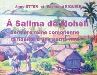 A SALIMA DE MOHÉLI