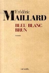 Livre FRÉDÉRIC MAILLARD