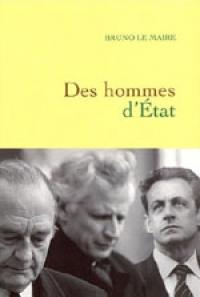 DES HOMMES D'ÉTAT