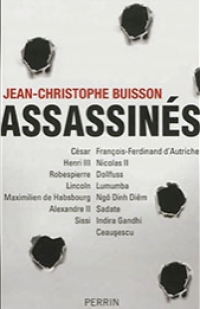 Livre assassiné par Jean Christopher Buissson