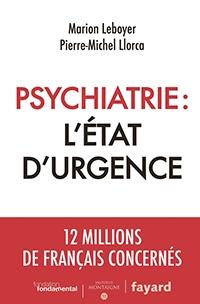 livre PSYCHIATRIE : L'ÉTAT D'URGENCE