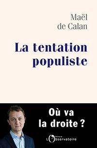 livre LA TENTATION POPULISTE